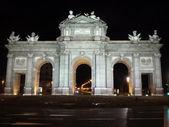 Puerta de alcala, madrid, Spanien — Stockfoto