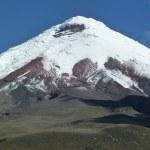 Volcano Cotopaxi, Ecuador — Stock Photo