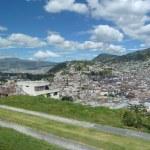 Panoramic view of Quito, Ecuador — Stock Photo #24022113