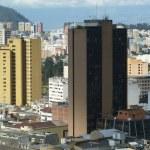 Panoramic view of Quito, Ecuador — Stock Photo #24090973