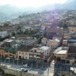 Panoramic view of Quito, Ecuador — Stock Photo