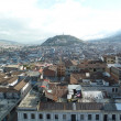 Panoramic view of Quito, Ecuador — Foto Stock