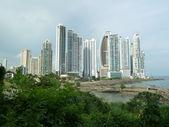 Punta Pacifica, Panama City, Panama — Stock Photo