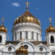 Cathedral of Christ the Saviour (Russian Orthodox Church), Moscow, Russia — Stock Photo #25151591