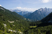 Triglav viewpoint — Stock Photo