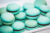 Assortment of Macarons — Stock Photo