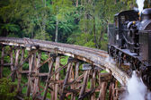 Puffing Billy Train — Stock Photo