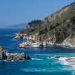 Big Sur View Along The Pacific Coastline — Stock Photo