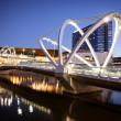 Seafarers Bridge in Melbourne — Stock Photo #27344495
