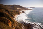 Big Sur View Out To Sea — Stock Photo
