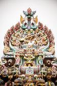 Маленькой Индии храм — Стоковое фото