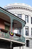 New Orleans Architecture — Stock Photo