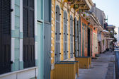 New Orleans Houses — Stock Photo