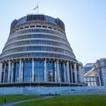 Wellington Parliament — Stock Photo