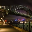 Sydney Harbour Bridge At Dusk — Stock Photo #30740499