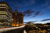Cahill Expressway at Sunset — Stock Photo