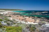 Scena della spiaggia australiana — Foto Stock
