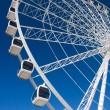 Stock Photo: Wheel of Brisbane