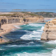 Twelve Apostles Looking East — Stock Photo