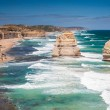 Twelve Apostles Looking East — Stock Photo #32280519