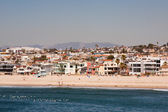 Panorama di hermosa beach — Foto Stock