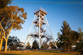Bendigo Lookout Tower — Stock Photo