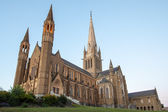 Sacred Heart Cathedral in Bendigo — Stock Photo