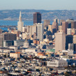 San Francisco Downtown Area — Stock Photo