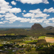 Glass House Mountains — Stock Photo