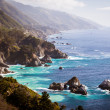 Big Sur View Along The Pacific Coastline — Stock Photo #35335435