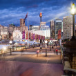 Pyrmont Bridge At Dusk — Stock Photo #37748867