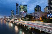 Brisbane Rush Hour Traffic — Stock Photo