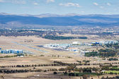Canberra Airport — Stock Photo