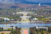Parliament House in Canberra — Stock Photo