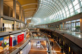 Marina Bay Sands Shopping Centre — Stock Photo