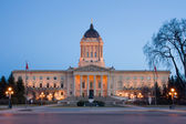 Manitoba Legislative Building — Stock Photo