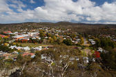View over Cooma — 图库照片