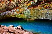 Kauai Blue Room Cave — Stock Photo