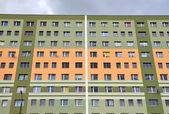 Big condominium — Stock Photo