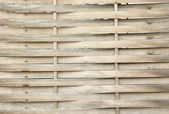 Wooden fence background or texture — Stock Photo