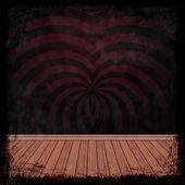 темный гранж-фон. аннотация винтаж текстуры с рамой и — Стоковое фото