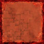 Tło czerwone tło. streszczenie tekstura tło z fra — Zdjęcie stockowe