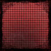 Fondo rojo grunge. textura vintage abstracto con marco y b — Foto de Stock