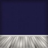 Pusty pokój, wnętrze z tapeta. wysokiej rozdzielczości tekstura bac — Zdjęcie stockowe