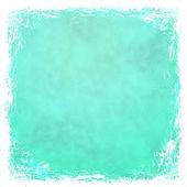 Fondo azul grunge. resumen textura vintage con marco y — Foto de Stock