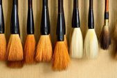 Neat brush — Stock Photo