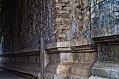 中国古城墙角 Corner of the ancient city of China — Zdjęcie stockowe