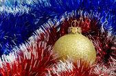 God jul och gott nytt år bakgrund. — Stockfoto