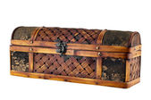 Old casket. — Stock Photo