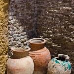 Ancient greek vases — Stock Photo #23827279